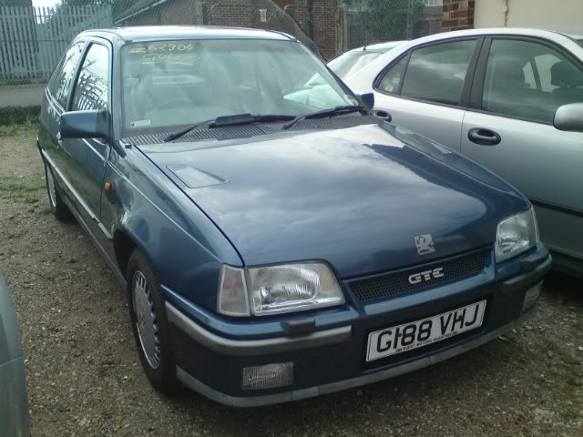 Astra GTE, Vauxhall Astra GTE, Vauxhall, Astra, GTE, motoring, automotive, cars, classic cars, automotive, motoring, hot hatch, digital dash, ebay, ebay motors, autotrader, car, cars
