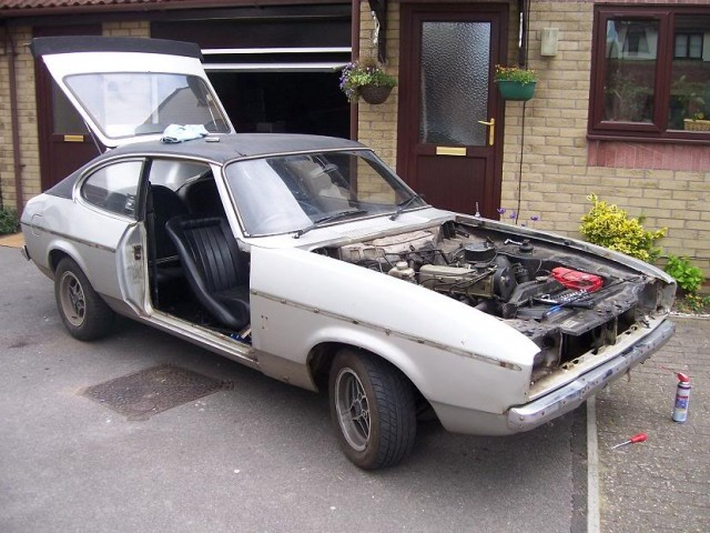 the mk2 capri is often overlooked unless seen by me of course. Black Bedroom Furniture Sets. Home Design Ideas