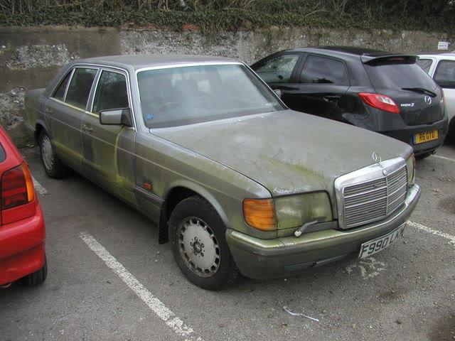 mercedes-benz, mercedes, 500sel, 500, sel, 500 sel, w126, s class, german, motoring, automotive, retro car, classic car