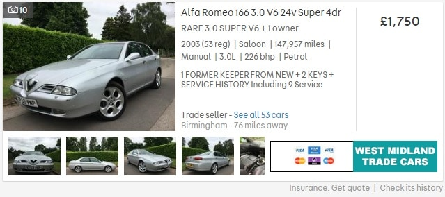 Audi a6 saloon for sale autotrader
