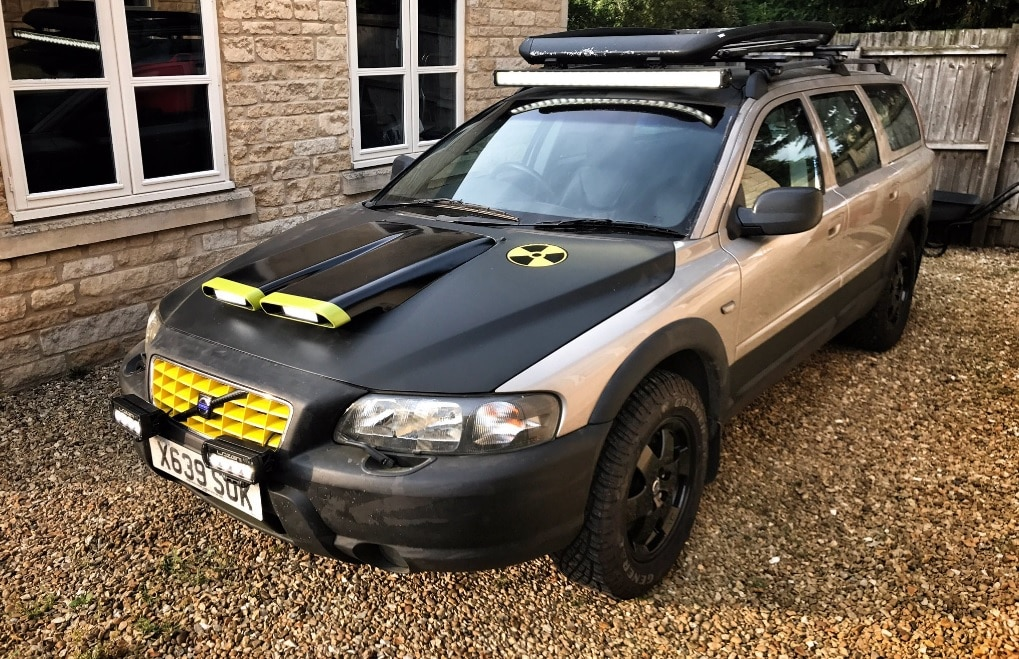 Volvo CX70, Volvo, XC70, cars, tom ford, wookie, top gear, bbc top gear, top gear usa, motoring, cars, automotive, off road, race, project car, your cars, not2grand