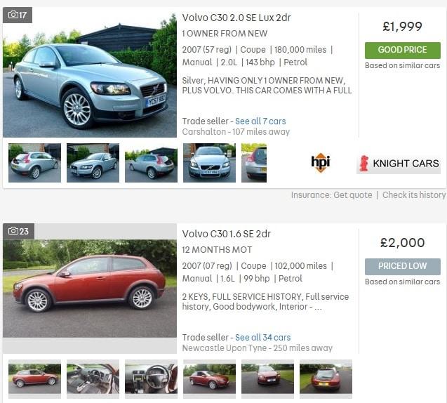 Volvo, Volvo c30, volvo 480, volvo 480 turbo, sweden, cars, car safety, r design, motoring, automotive, motoring, car, cars, autotrader, ebay, ebay motors, not2grand