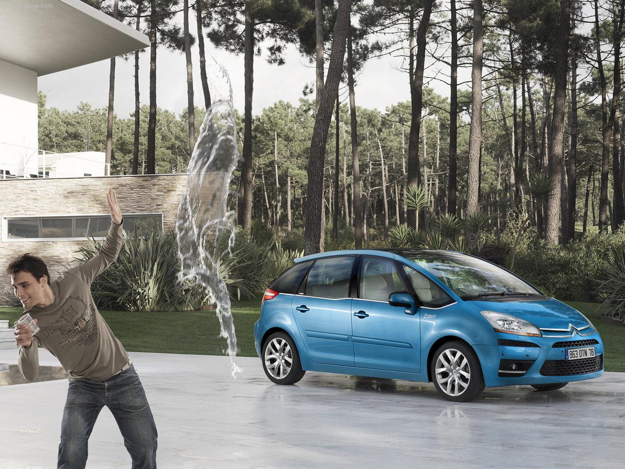 Citroen C4 Picasso, Citroen C4, Citroen Picasso, C4 Picasso, C4, MPV, family car, french car, safe car, cheap car, car sales, motoring, automotive, ebay motors, autotrader
