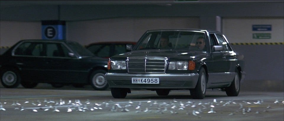 James Bond, cars, film, movie, casino royale, skyfall, quantum of solace, Daniel Craig, Timothy Dalton, Roger Moore, Sean Connery, BMW, BMW E38, Alfa Romeo, Alfa Romeo 159, 159, Citroen, Citroen 2CV, Mercedes-Benz, Mercedes-Benz W126, Ford, Ford Mondeo, cars, car, motoring, automotive, classic car, retro car, movie car, imcdb, imdb