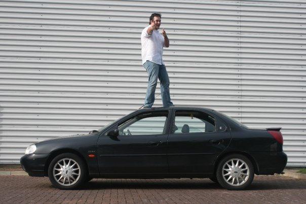 Mondeo Ghia X, Ford Mondeo Ghia X, Ford Mondeo, Ford, Mondeo, Mondeo Ghia X, Ghia X, saloon car, performance ford, project car, Bruntingthorpe, stolen car, scrap car, Escrot, track car, failure, cheap car, classic car, retro car, motoring, automotive, car, cars, autotrader, ebay, ebay motors