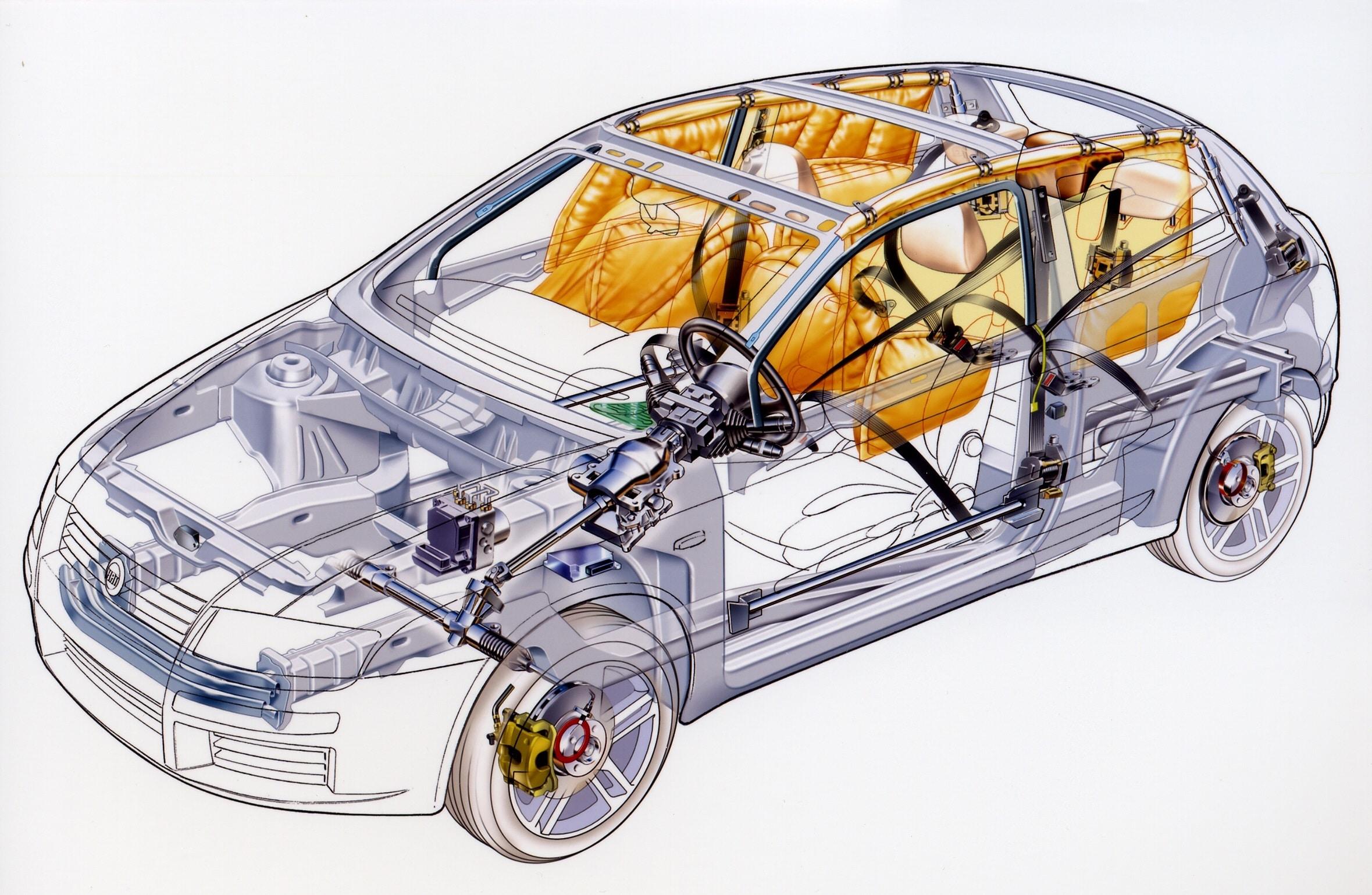Fiat Stilo Abarth, Fiat, Stilo, Abarth, Stilo Abarth, Fiat Abarth, hatchback, hot hatch, five-cylinder, 20v, 20 valve, performance hatch, Italian car, Selespeed, motoring, automotive, car, cars, ebay, ebay motors, autotrader