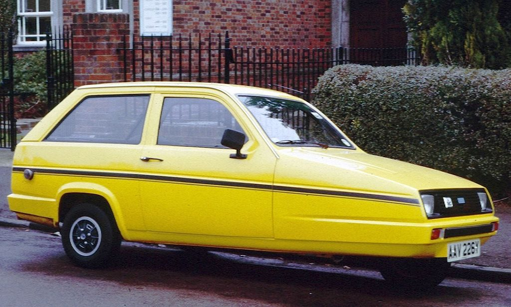The Reliant Robin