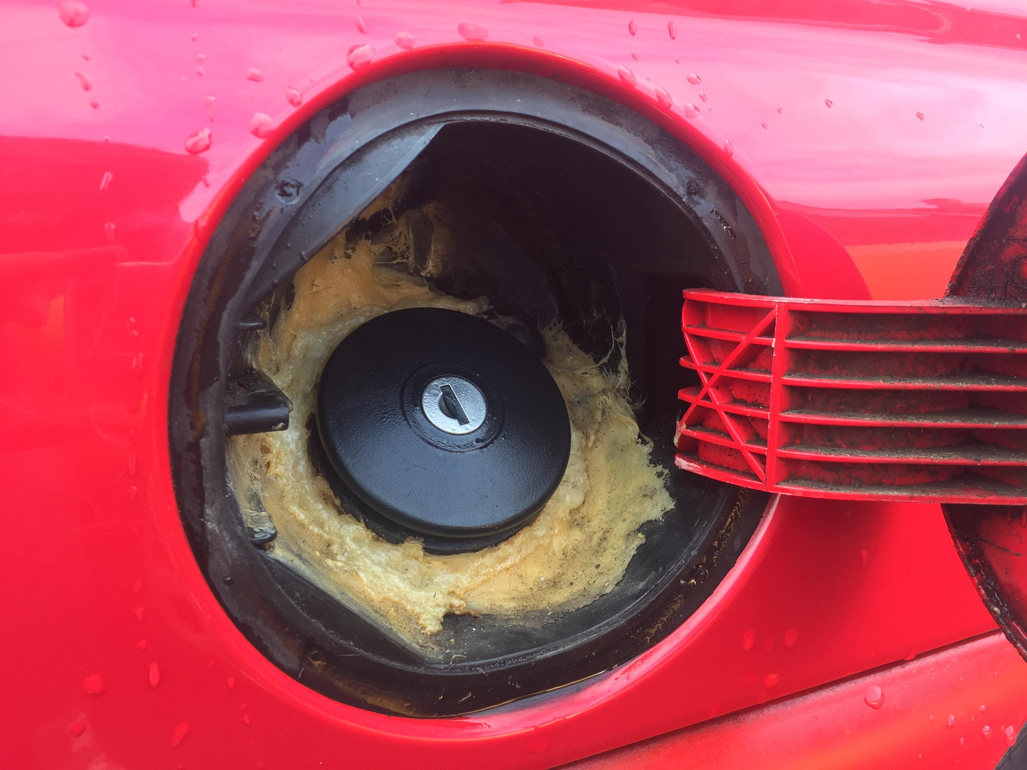 Ford Escort GTi, Escort GTi, Ford Escort, Escort, Ford, hot hatch, performance ford, pf mag, pf magazine, project car, classic car, retro car, car fail, autotrader, ebay, ebay motors, expanding foam
