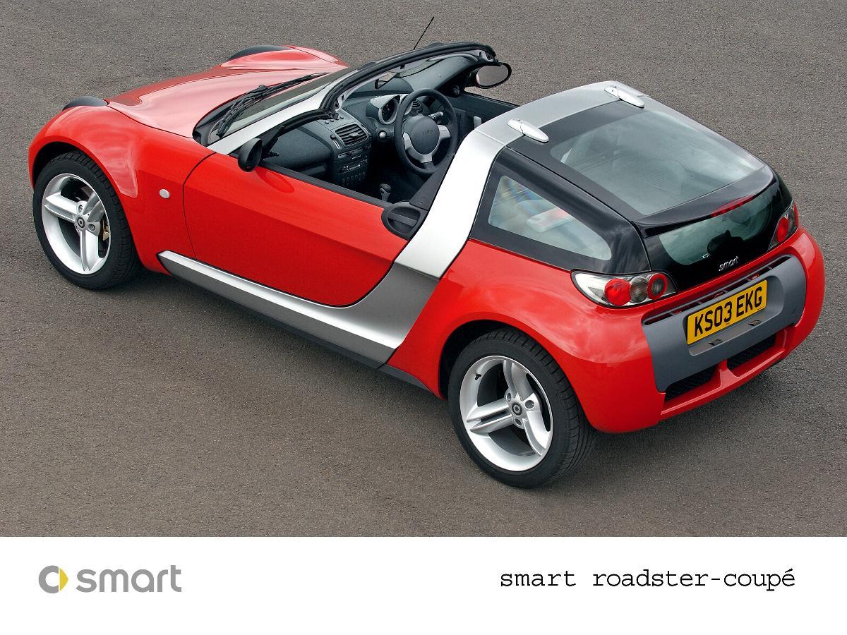 the smart roadster coupe not 2 grand. Black Bedroom Furniture Sets. Home Design Ideas