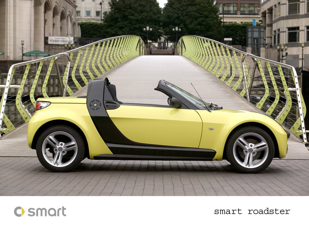 the smart roadster coupe not 2 grand. Black Bedroom Furniture Sets. Home Design Ideas