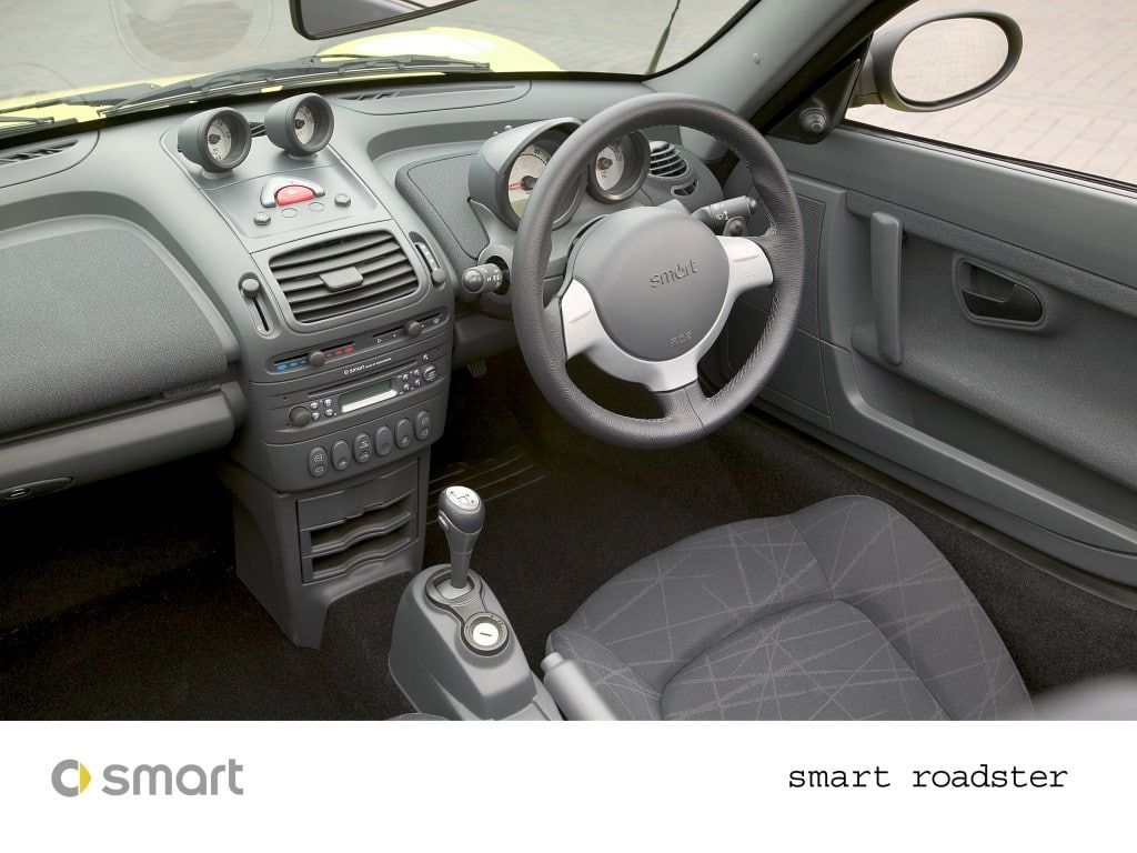 The Smart Roadster/Coupe    - Not £2 Grand