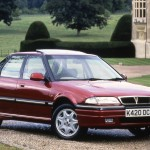 Rover, 420GSi, British, longbridge, cars, classic car, retro car, motoring, automotive