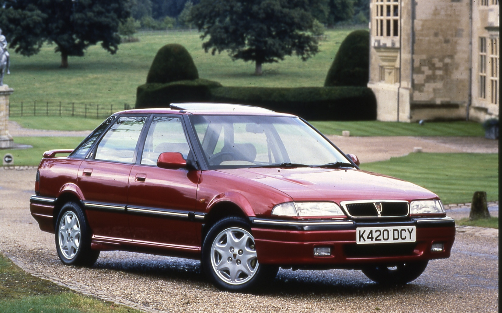 Rover, 420GSi, British, longbridge, cars, classic car, retro car, motoring, automotive