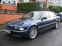 bmw, e38, seven series, 7 series, german, cars, motoring, james bond, automotive, 730i, 730, car, cars