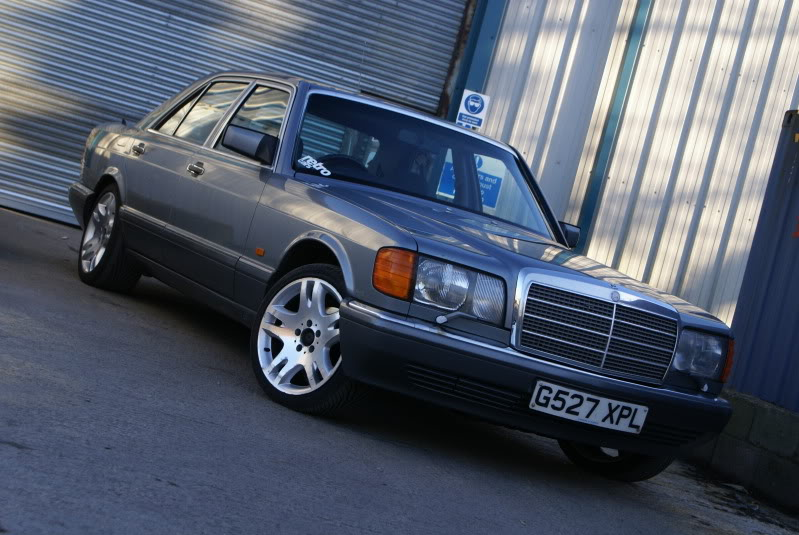 w126 s class mercs are normally bulletproof unless they re cheap