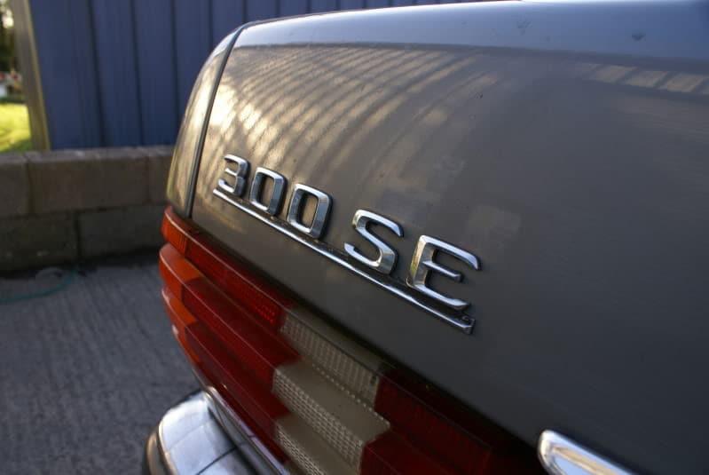 mercedes-benz, mercedes, benz, w126, 300se, s class, cars, motoring, automotive, cars, german, retro car, classic car, classic, retro,