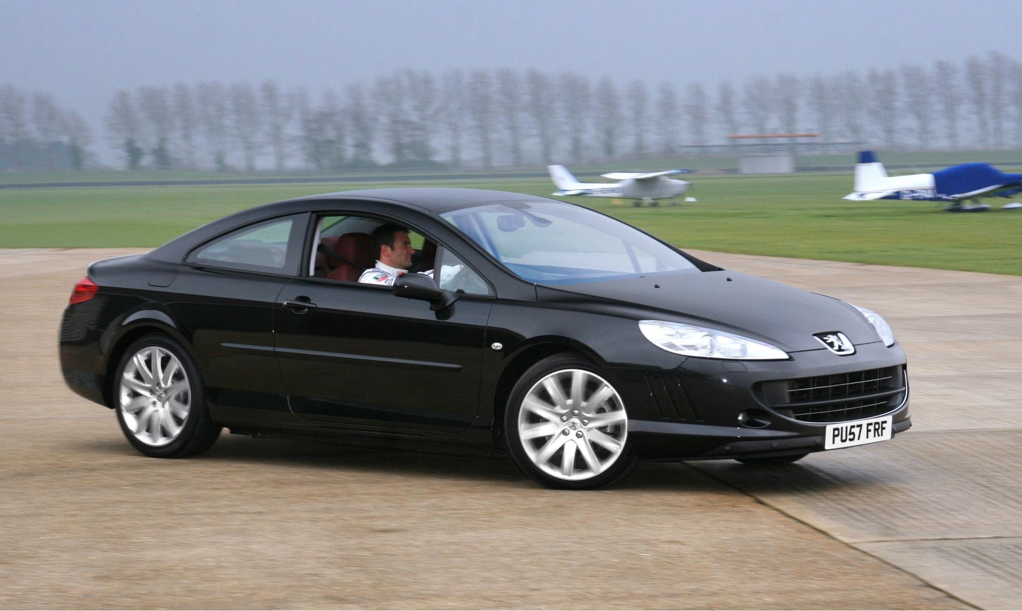 peugeot 407 coupe, peugeot 407, 407 coupe, peugeot, french, psa, psa group, motoring, automotive, classic car, retro car, car sales, cheap car, diesel, petrol, motoring, automotive, car, cars