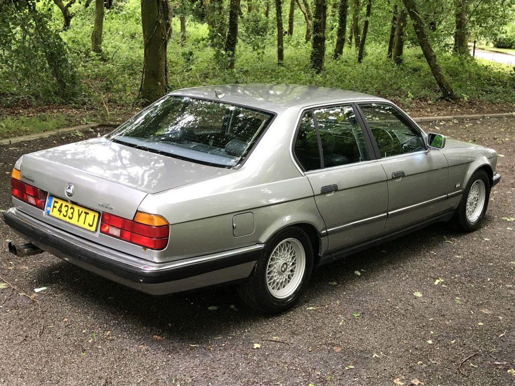 Bigperm Customs Could It Be The Best Bargain Car Dealer Ever Bmw 5 Series E28 7 Five Seven