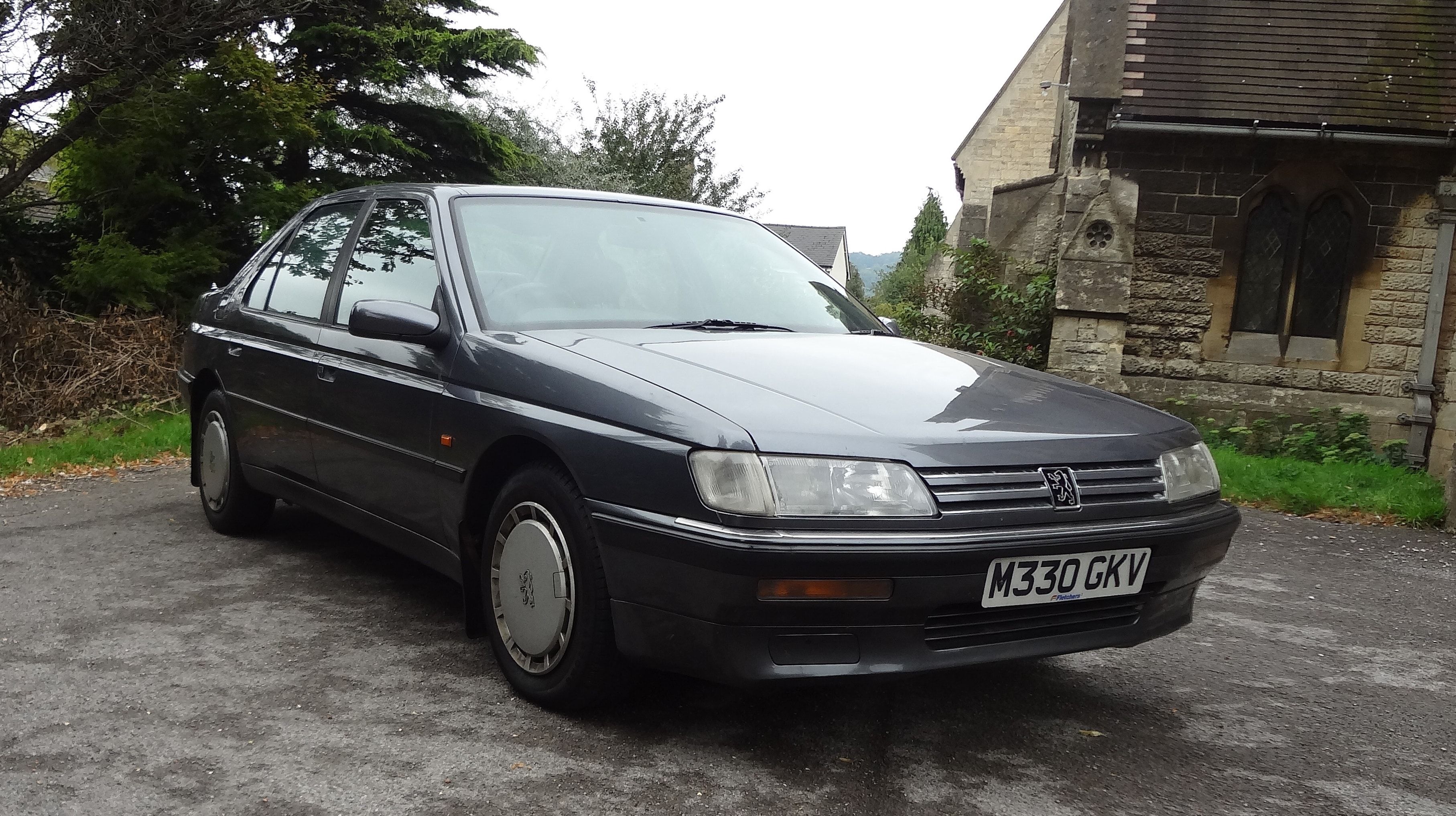 Peugeot 605, Peugeot, 605, saloon car, executive car, pollitt car, automotive, motoring, car, classic car, retro car, old car, ronin, car chase, movie car, ebay motors, autotrader, Tom Wiltshire, M&S,