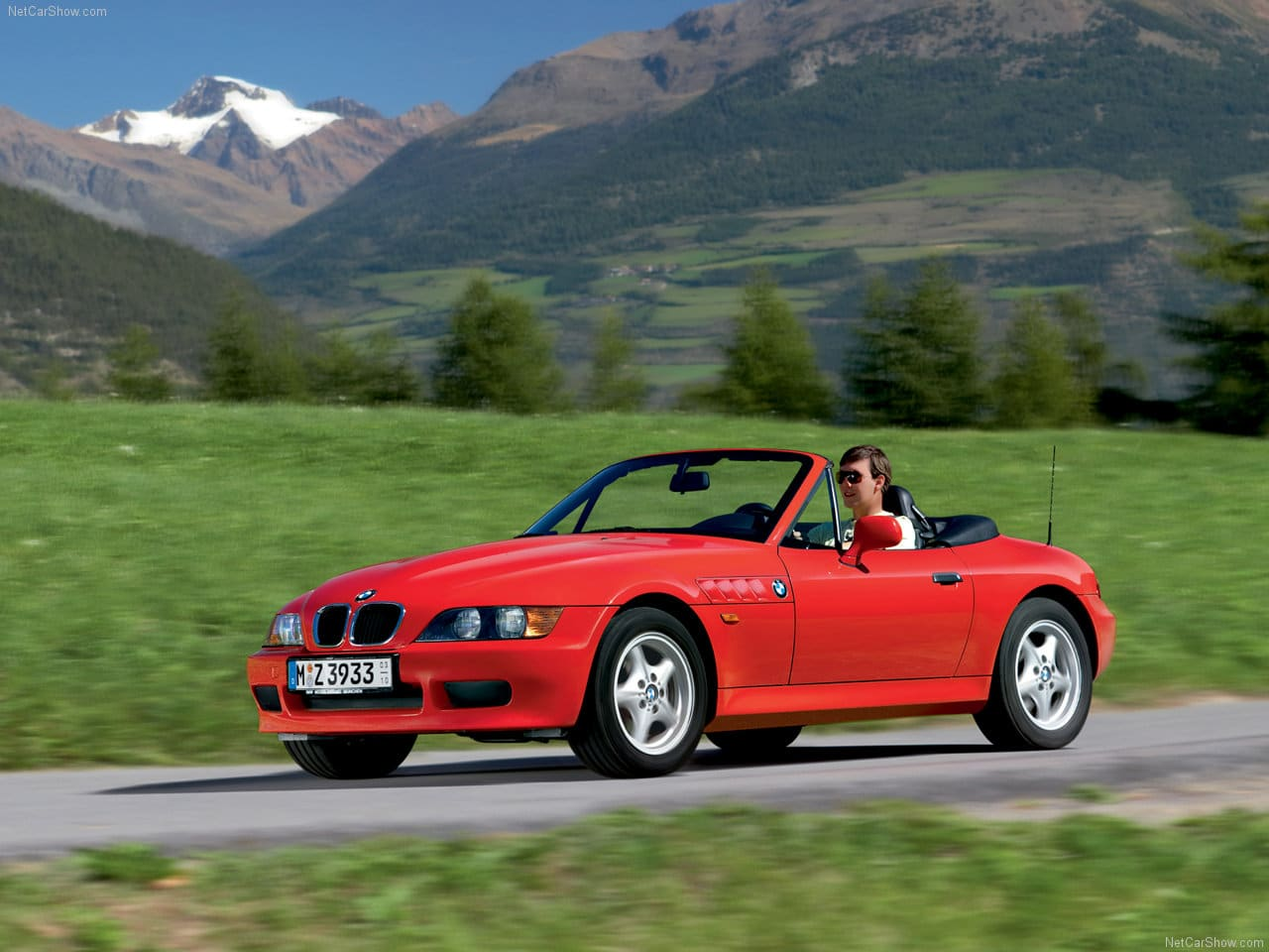 Z3 Bmws Take On The Mx 5 And A Future Classic