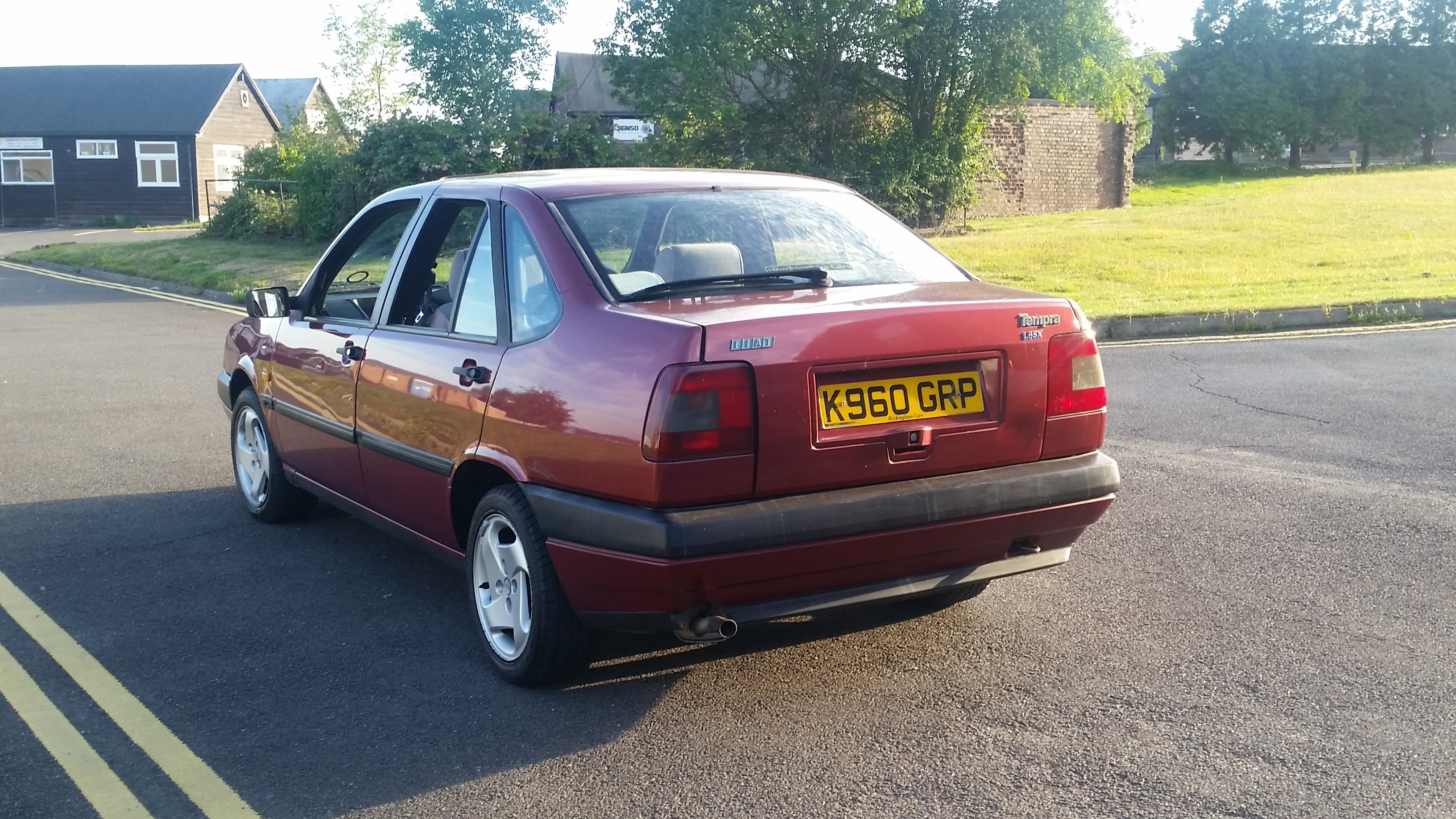 Fiat Tempra, Stuart Bird, Fiat Tipo, Fiat, Tempra, saloon car, saloon, car, cars, motoring, automotive, classic car, retro car, car story, car review, ebay, ebay motors, autotrader, car sales, bargain car,