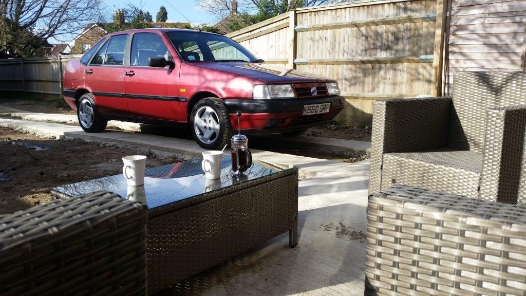 Your Cars Stuart M Bird S Fiat Tempra 1 6sx