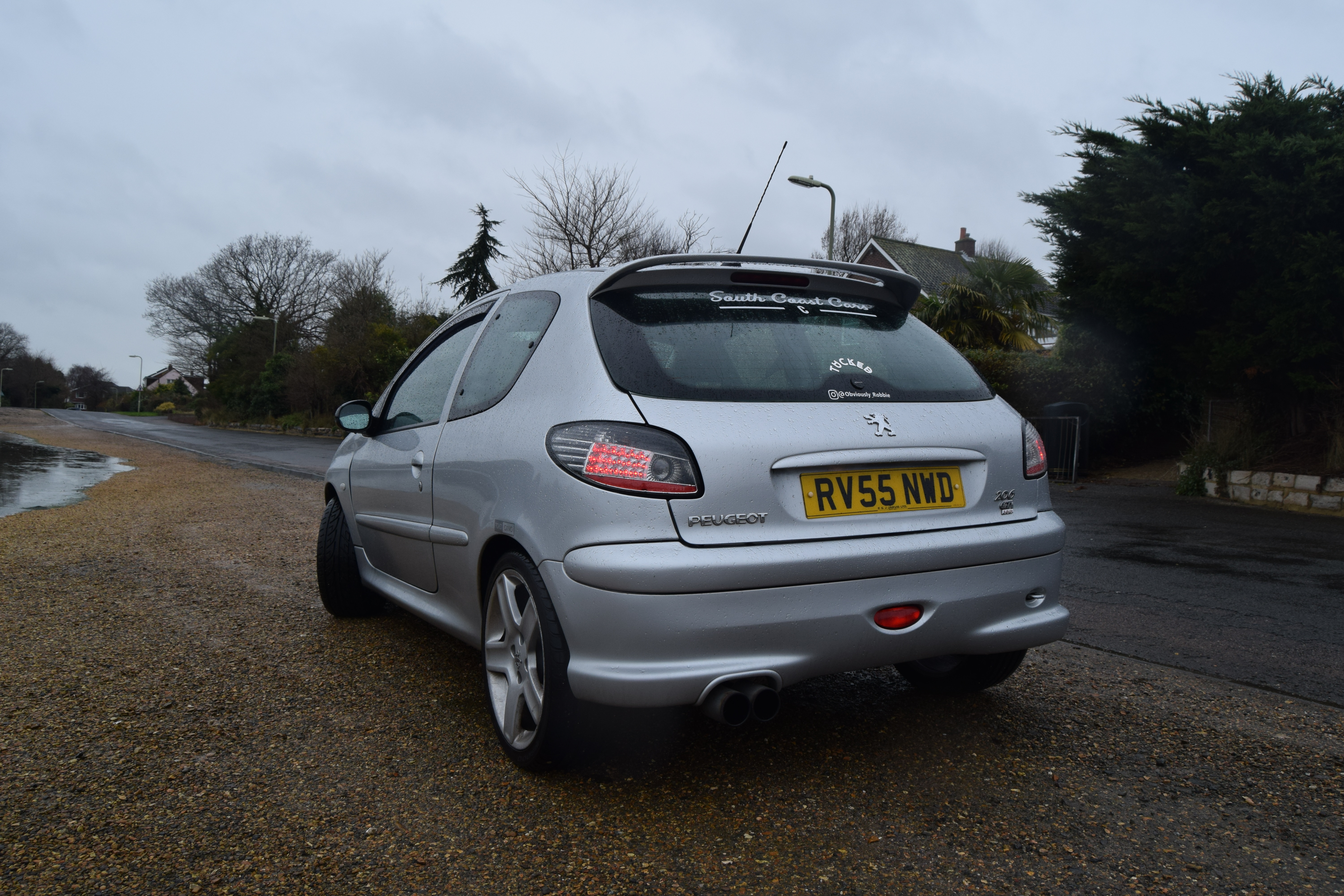 Robbie Murrell, Peugeot 206, Peugeot 206 GTi, Peugeot 206 GTi180, GTi180, Peugeot 206, Peugeot GTi, hot hatch, your cars, bargain car, cheap car, fun car, car sales, test drive, car review, motoring, automotive, ebay, ebay motors, autotrader, car, cars, French car