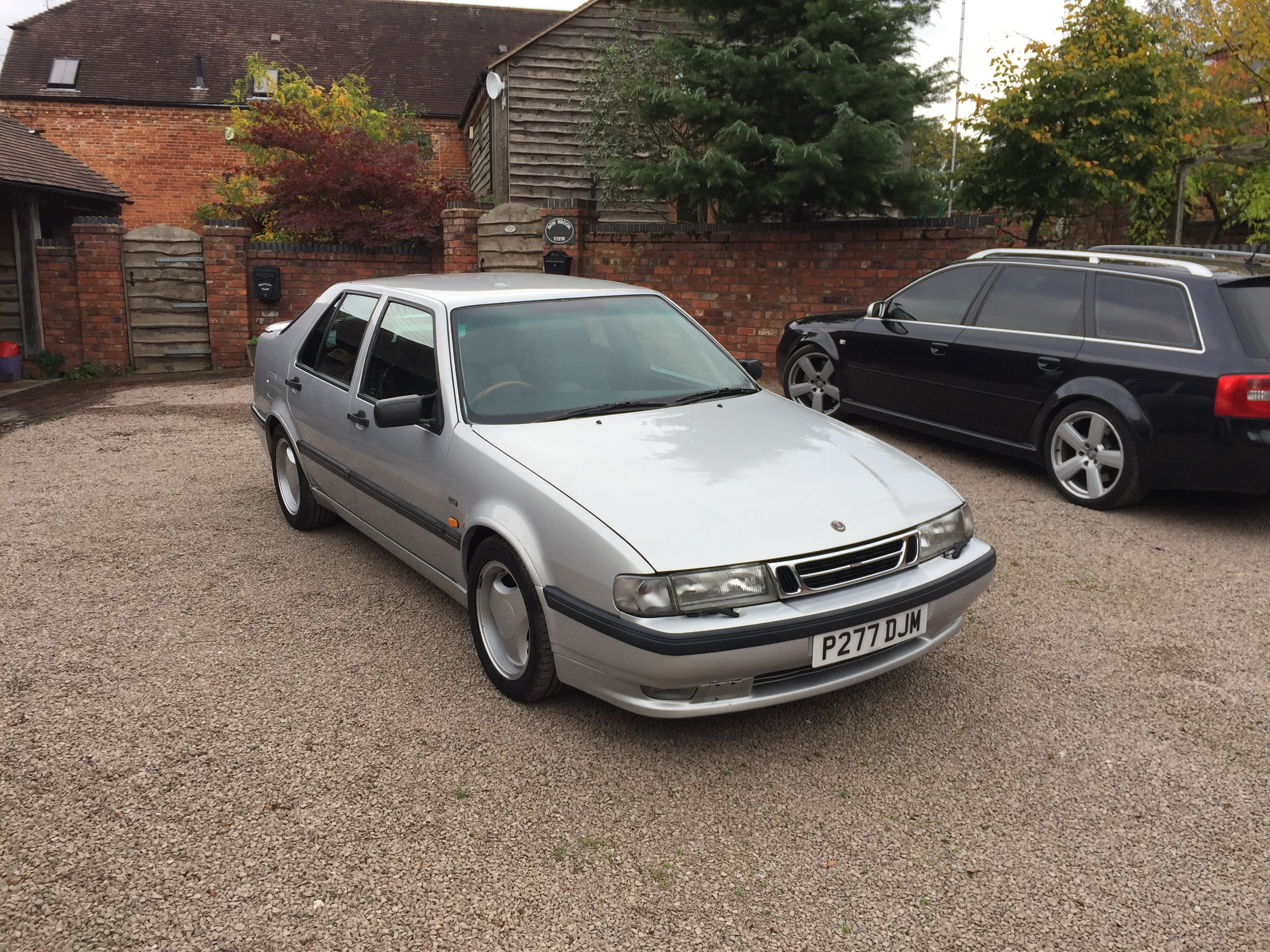 Your Cars Graham Eason S Saab 9000 2 3 Turbo