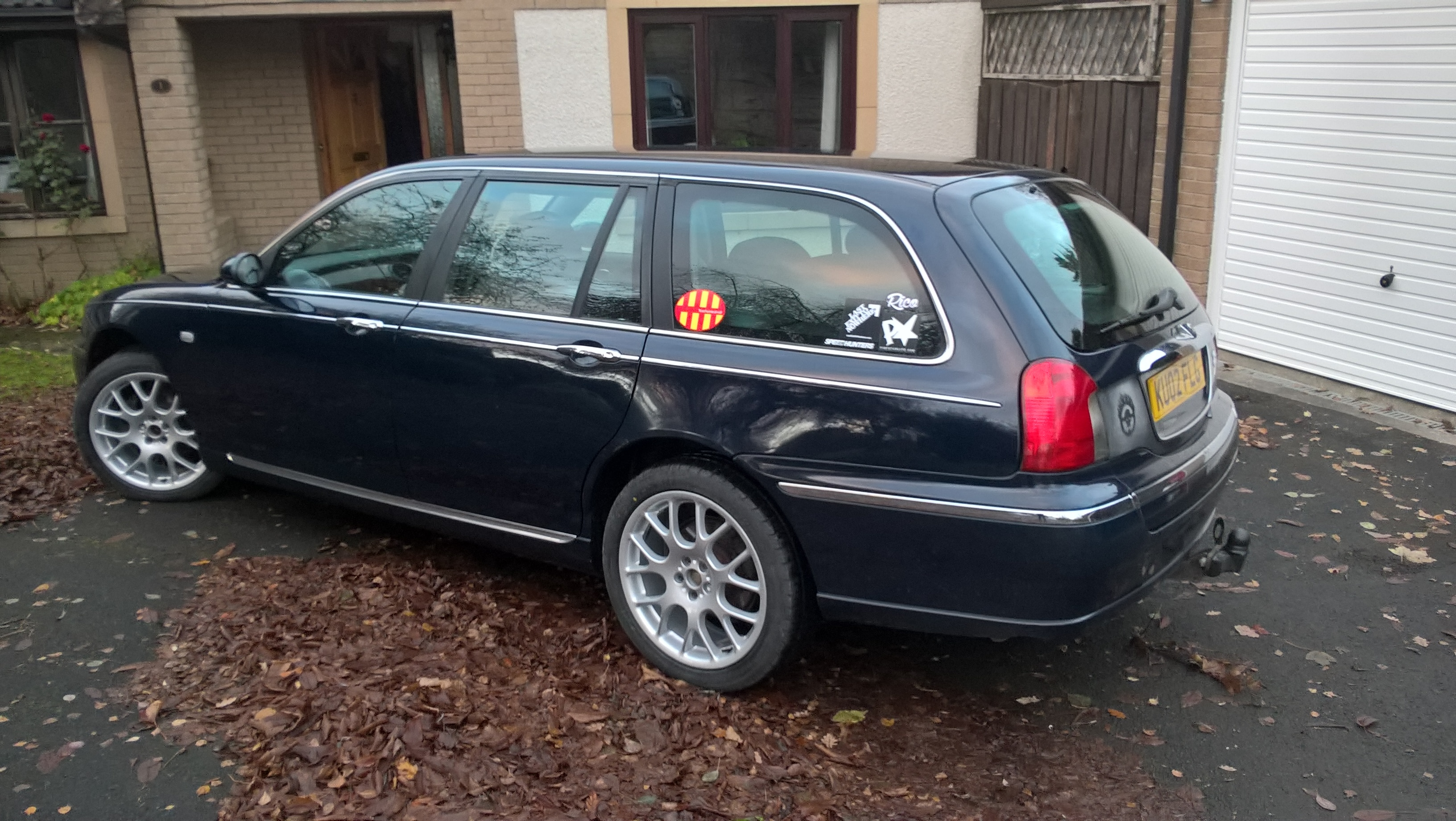 Rover 75, Rover, Rover 75 Tourer, Rover estate, estate car, Rich Scott Road House, Patrick Swayze, Dalton, work car, movies, Hollywood, motorign, automotive, Longbridge, car, cars, your car, reliable car, diesel, diesel estate, ebay, ebay motors, autotrader