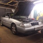 Rover 800 Vitesse, Rover 800, Rover, 800, 800 Vitesse, Vitesse, saloon car, turbocharged, Longbridge, car, project car, motoring, automotive, car, cars, classic car, retro car, old car, featured