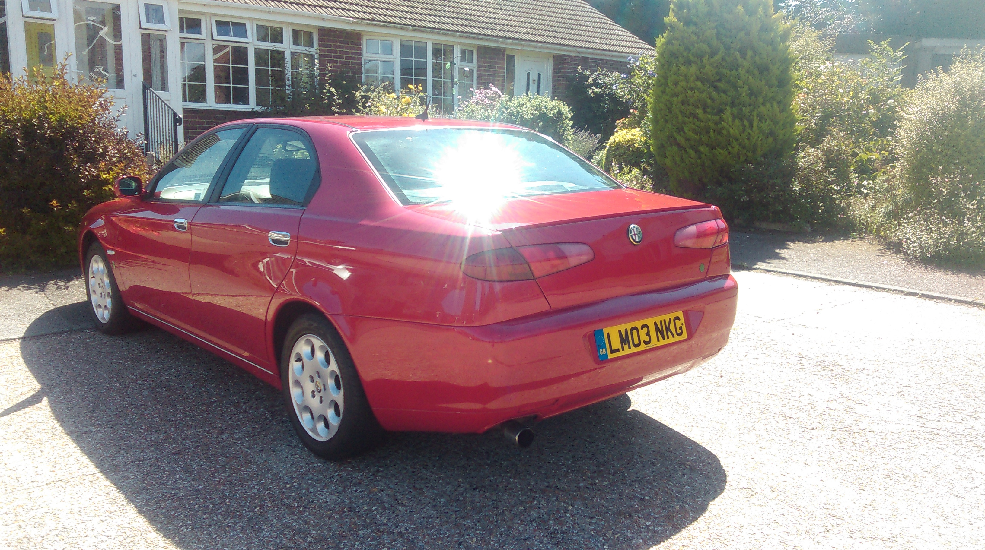 Alfa Romeo, Alfa Romeo 166, 166, Alfisti, used car, classic car, retro car, motoring, automotive, ebay, ebay motors, buying guide, saloon car, italian car, not2grand, www.not2grand.co.uk