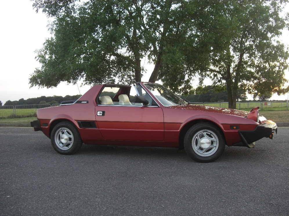 buying guide, motoring, automotive, featured, classic car, retro car, Adrian Flux, www.not2grand.co.uk, motoring, automotive, ebay, ebay motors, autotrader, Fiat X1/9, Fiat X19, X19, Italian car, your cars, featured