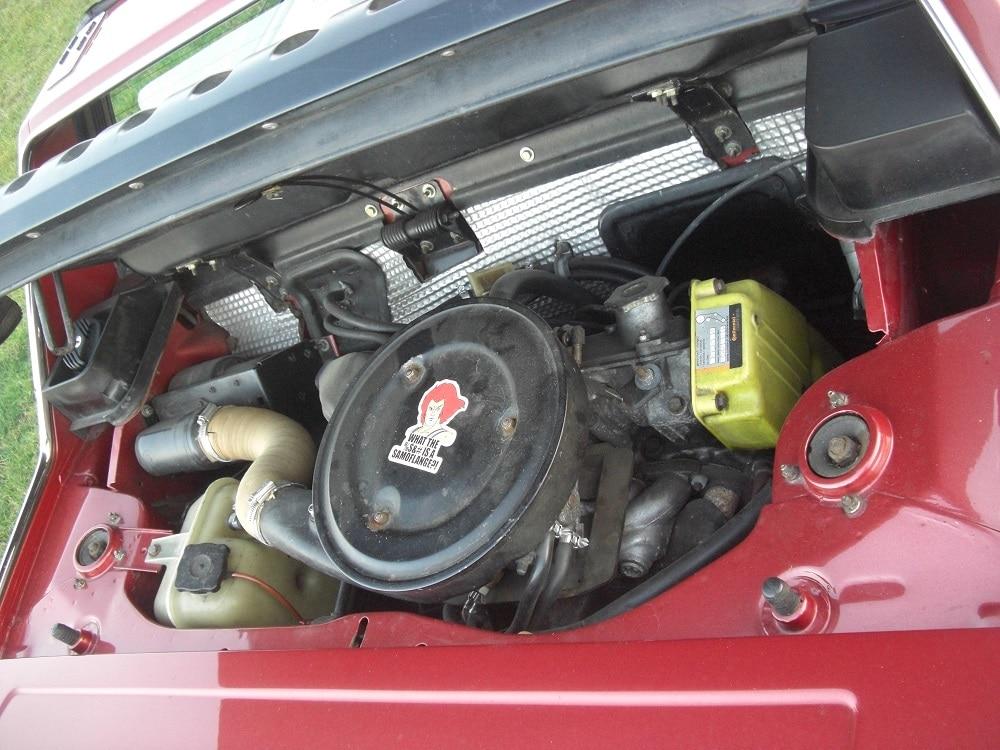 Your Cars: Stuart Bird\'s Fiat X1/9... - Not £2 Grand