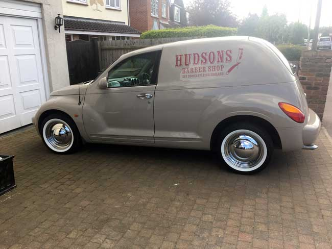 Chrysler PT Cruiser, PT Loser, Chrysler, hot rod, classic car, retro car, motoring, automotive, car, van, PT Cruiser van, custom car, ebay, ebay motors, autotrader, www.not2grand.co.uk, not2grand, Adrian Flux, car, cars, hearse, Chrysler Crossfire