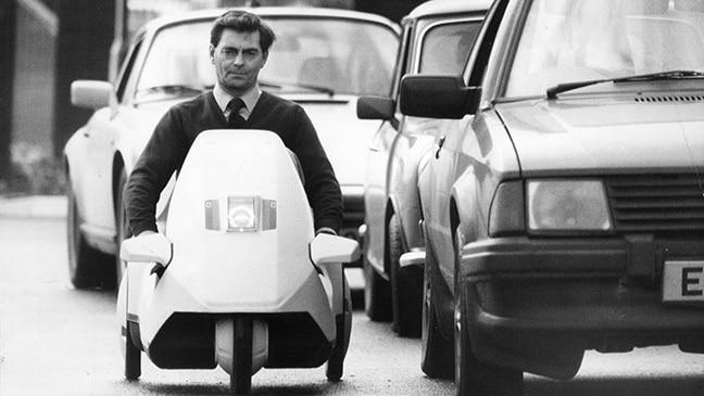 Sinclair, C5, Sinclair C5, Clive Sinclair, personal transport, three-wheeler, motoring, automotive, British invention, classic car, retro car, ebay, ebay motors, autotrader, carandclassic, adrian flux, not 2 grand, www.not2grand.co.uk, car, cars, Reliant Robin, featured