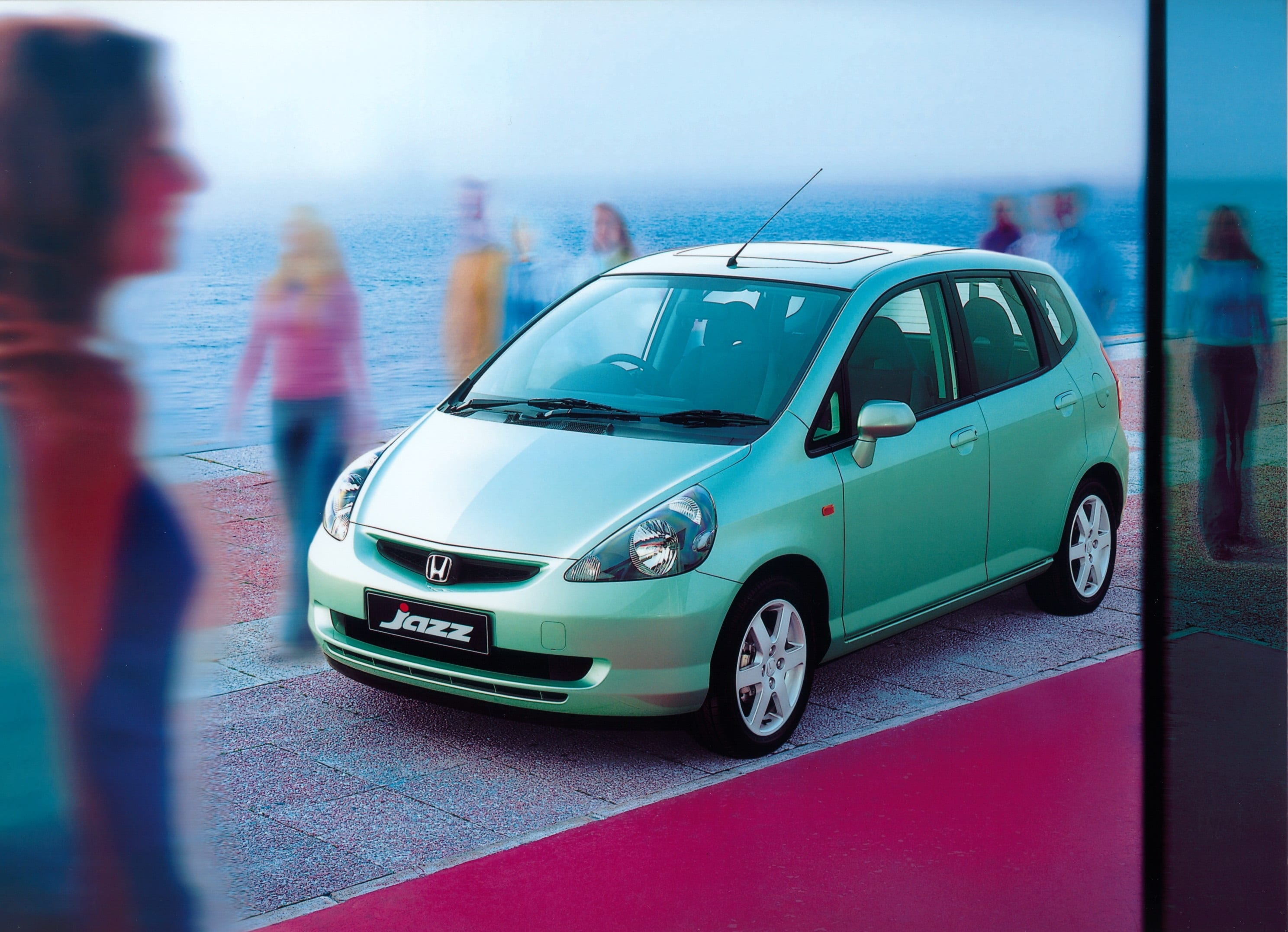 Honda, Honda Jazz, slow driver, motoring, automotive, car, cars, ebay, ebay motors, autotrader, not2grand, www.not2grand.co.uk, classi car, retro car, adrian flux, featured