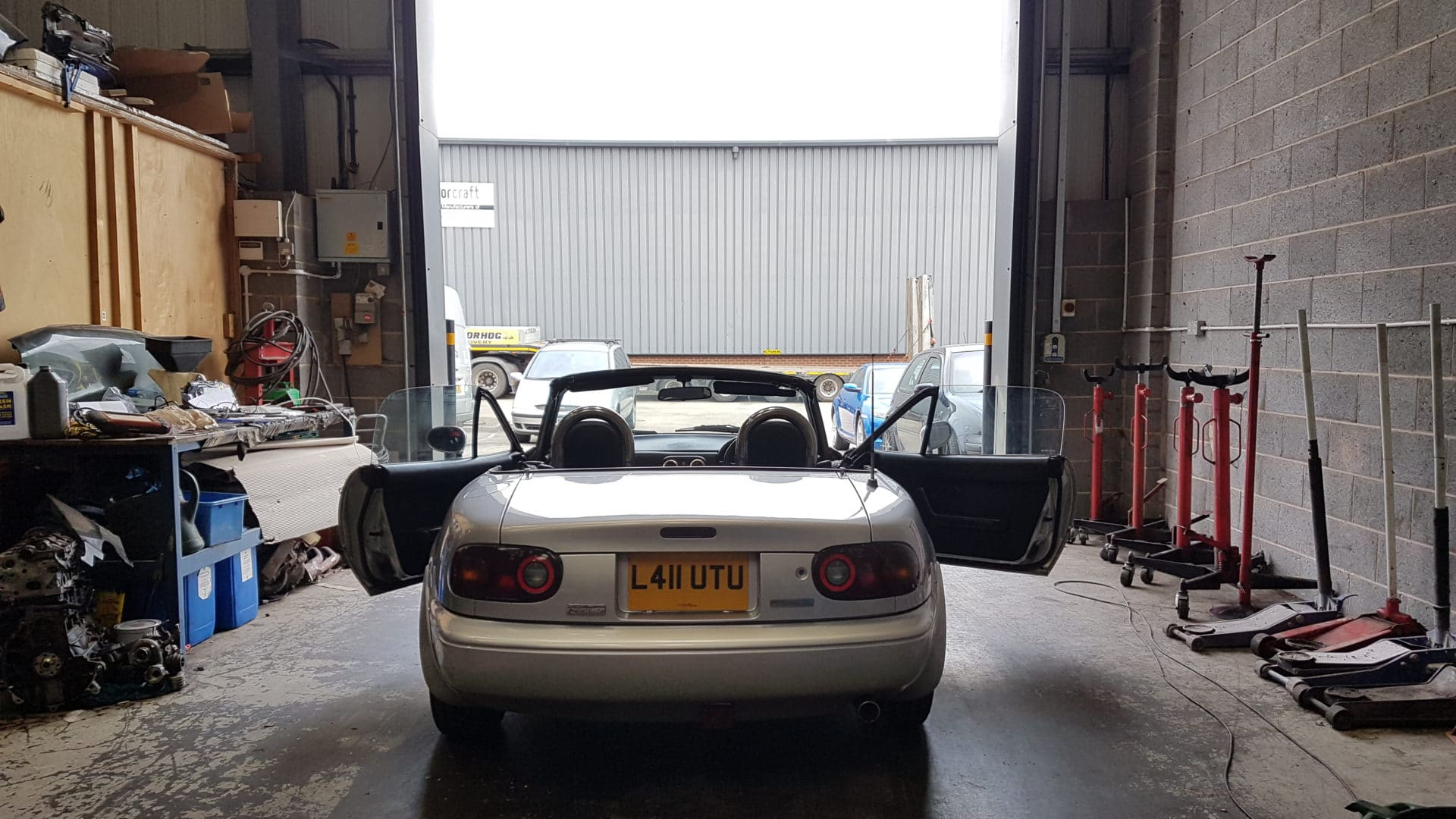 Mark Longland, Mazda MX5, Mazda, MX5, Mazda Eunos, Eunos, sports car, Miata, mazda Miata, motoring, automotive, car, cars, lassic car, retro car, rear wheel drive, modified car, MX5 project, Eunos project, Miata project, not2grand, www.not2grand.co.uk, adrian flux, featured, car, cars, ebay, ebay motors, autotrader