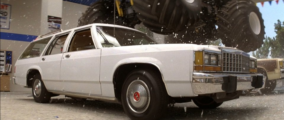 Road House, Movie, Patrick Swayze, bigfoot, ford, mercedes, meredes-ben, car, classic car, motoring, automotive, adrian flux, not2grand, www.not2grand.co.uk, ebay, ebay motors, car movie, car stunt, featured, motoring, automotive, classic car, retro car