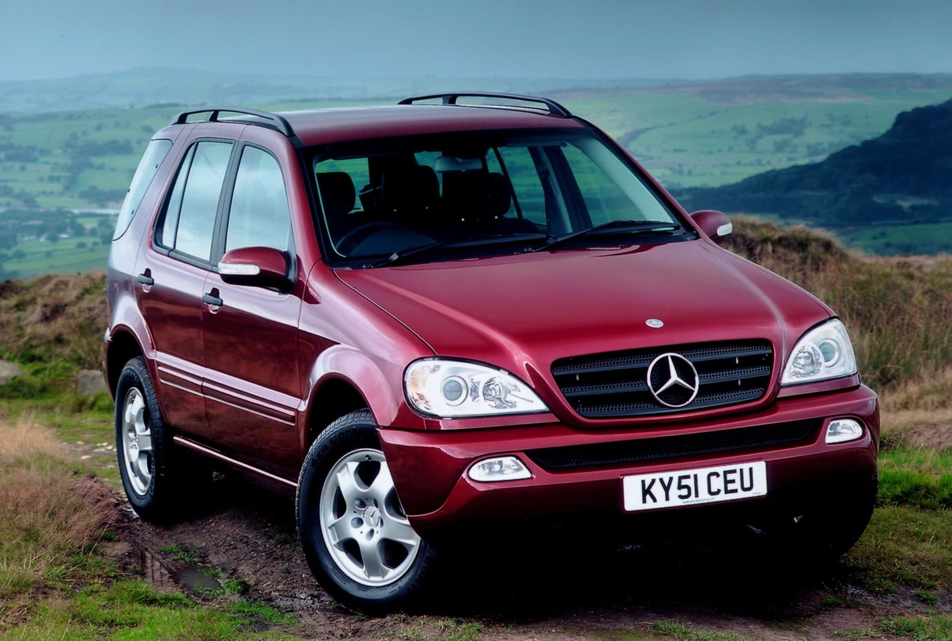 Mercedes-Benz, Mercedes, ML, Mercedes-Benz ML, Mercedes ML, 4x4, X5, Range Rover, off-road. motoring, automotive, car, cars, classic car, retro car, ebay, ebay motors, autotrader, adrian flux, not2grand, www.not2grand.co.uk, featured, ML buying guide