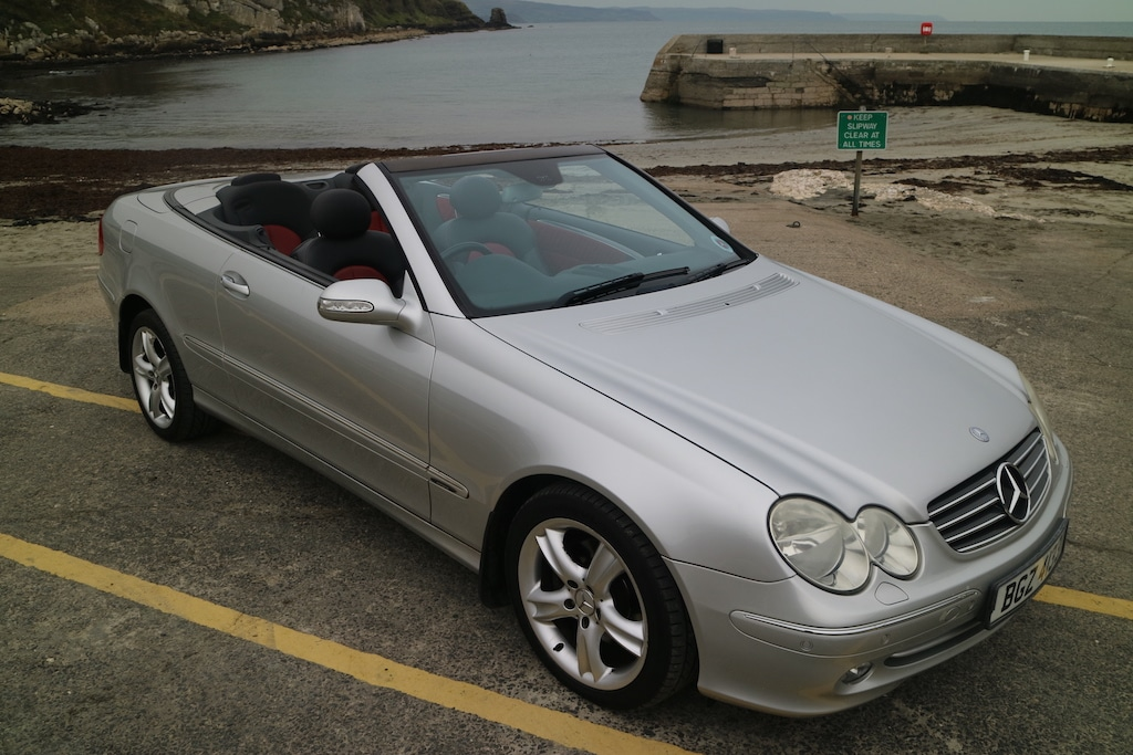 Mercedes-Benz, Mercedes-Benz CLK, Mercedes CLK, CLK, Mercedes, motoring, automotive, car, cars, classic car, retro car, motoring, automotive, featured, ebay, ebay motors, autotrader, not2grand classifieds, adrian flux, not2grand, www.not2grand.co.uk,