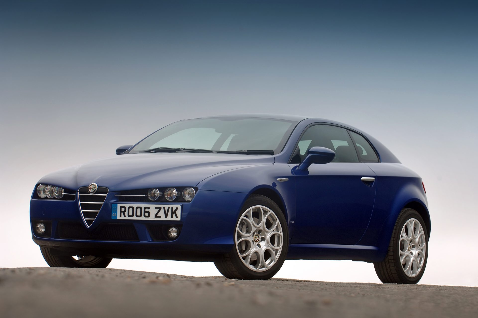 Alfa Romeo, Alfa Romeo Brera, Brera, motoring, automotive, carandclassic, carandclassic.co.uk, not2gradn, not2grand.co.uk, classic car, retro car, italian car, bargain car, Brera buying guide, featured