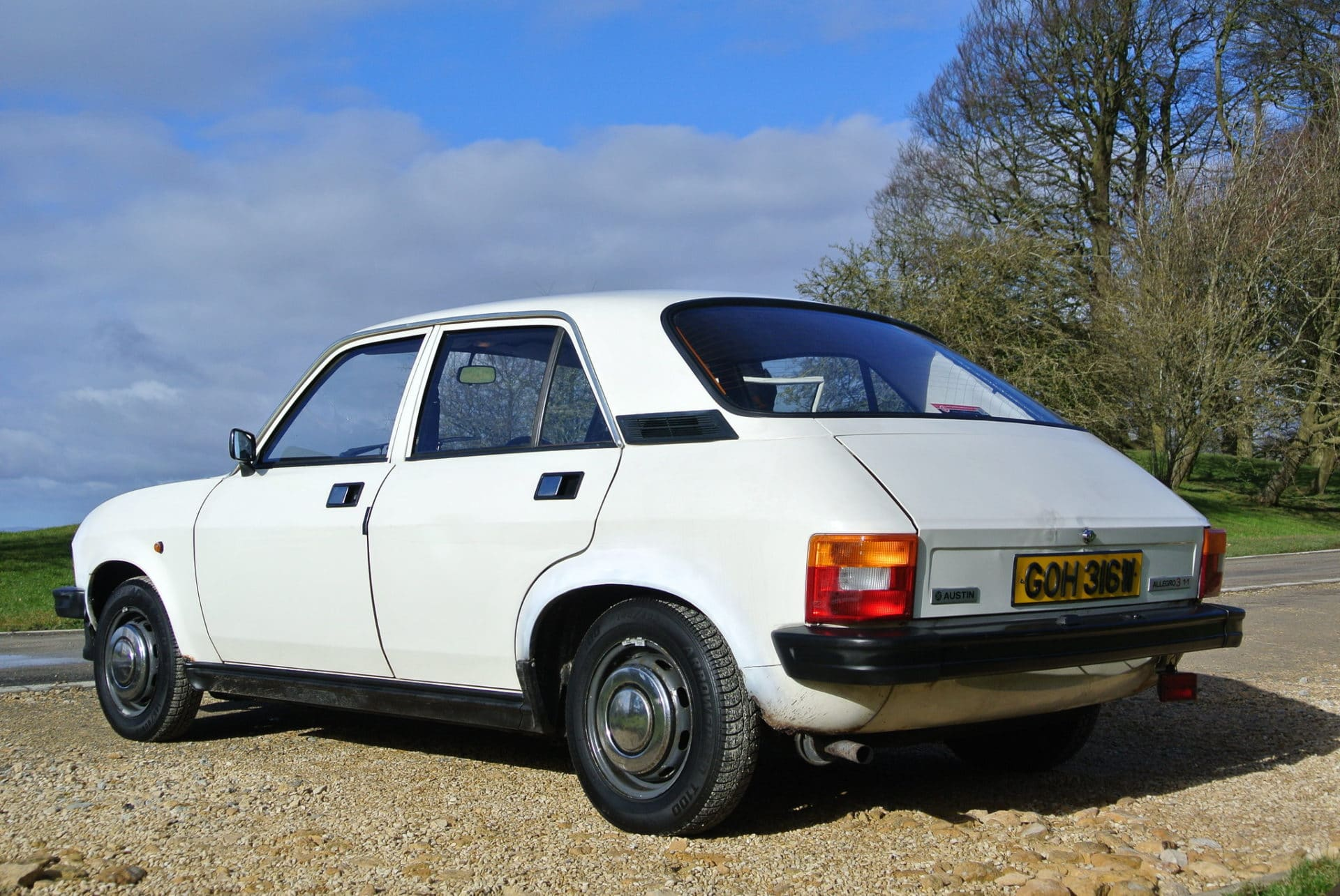 Austin, Austin Allegro, Allegro, classic car, retro car, motoring, automotive, carandclassic, carandclassic.co.uk, not2grand, not2grand.co.uk, motoring, automotive, car, cars, great escape cars, British leyland