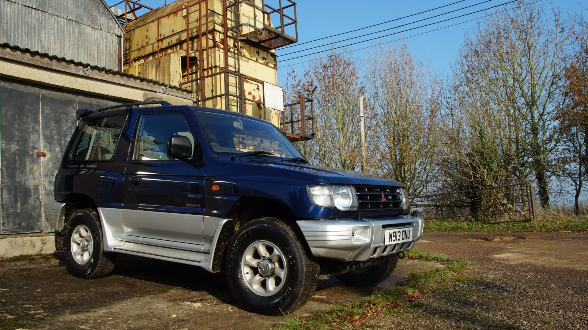 mitsubishi, mitsubishi pajero, mitsubishi shogun, shogun, pajero, 4x4x, classic car, retro car, motoring, automotive, carandclassic, carandclassic.co.uk, featured