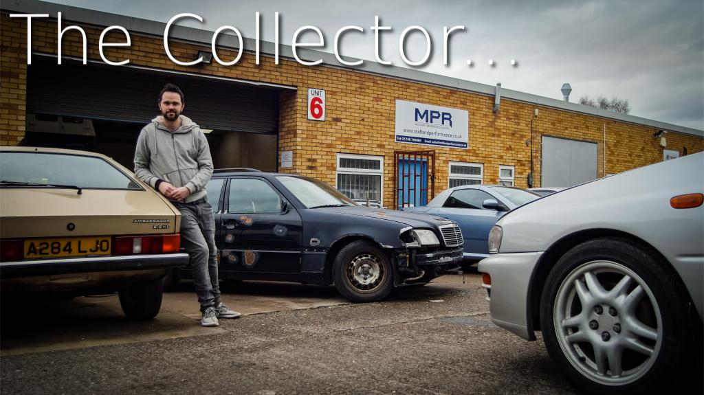 the collector, midlands performance and retro, motoring, automotive, carandclassic, carandclassic.co.uk, classic car, retro car, mpr, austin, subaru, mercedes-benz, bmw, ferrari, ford, ford escort, bentley, classic car restoration, featured, classic car, retro car