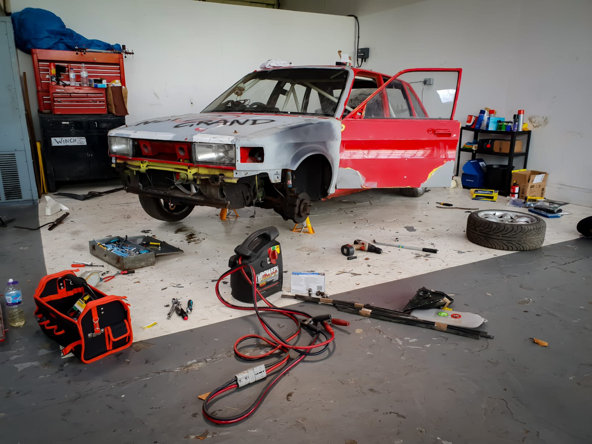 Maestro, MG Cup, MG Challenger, race car, trace car, hot hatch, Austin maestro, Rover Maestro, MG Maestro, roll cage, classic car, retro car, british leyland, motoring, automotive, not2grand, not2grand.co.uk, adrian flux