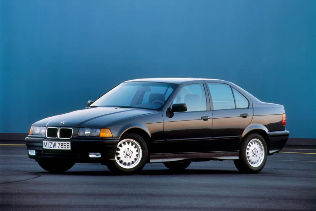 The Bmw E36 3 Series Three Is The One Not 2 Grand