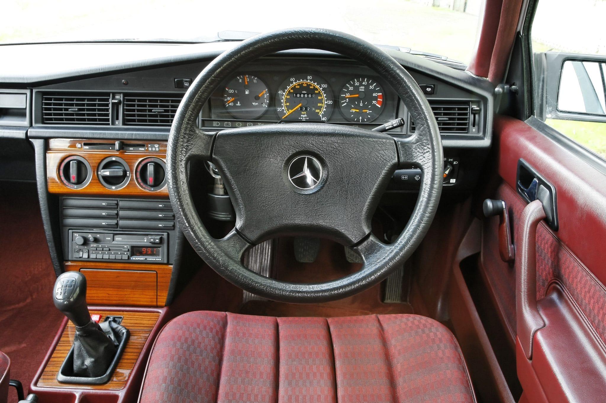 Mercedes, Mercedes-Benz, W201, Mercedes W201, Mercedes-Benz 190, Mercedes-Benz 190E, classic Mercedes, retro mercedes, classic car, retro car, motoring, automotive, carandclassic, not2grand, project car, classic car, motoring, automotive, featured