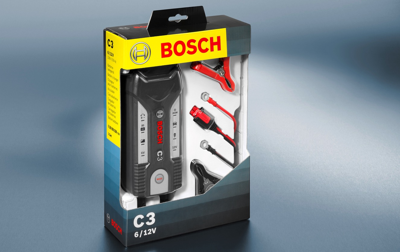 trickle charger, battery, battery charger, bosch, cars, car, tech, electrical, not 2 grand, n2g, n2grand, not2grand.co.uk