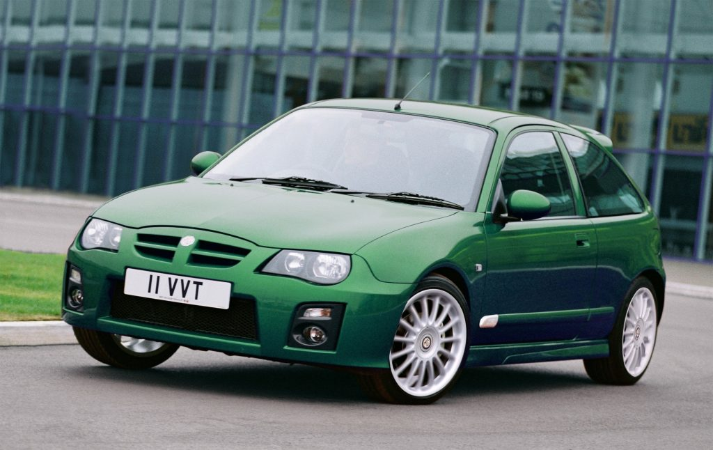MG, ZR, MG ZR, MG Cars, MG ZT, MG ZS, Rover, British Leyland, Rover 25, classic car, retro car, motoring, automotive, not2grand, not2grand.co.uk, featured
