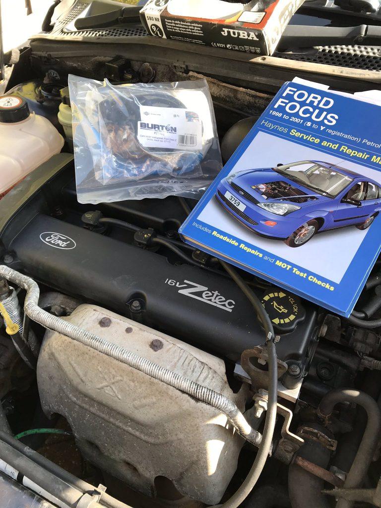 Focus, Ford Focus, Mk1 Focus, hatchback, cheap car, project car, motoring, automotive, classic car, retro car, bangernomics, not2grand, not2grand.co.uk
